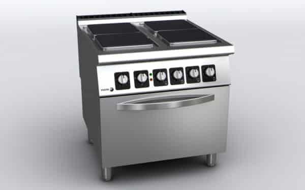 cocina industrial electrica kore 900